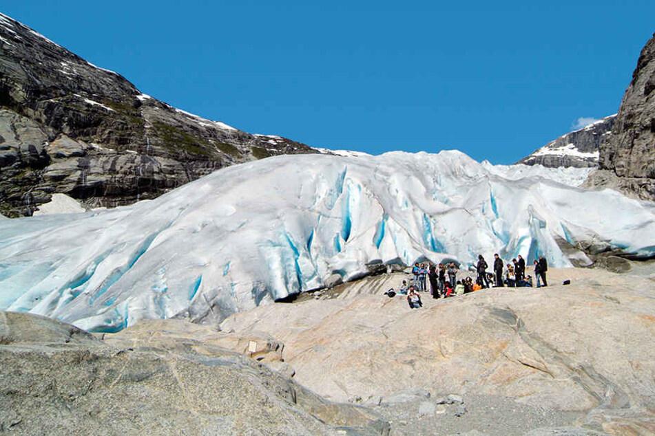 Am Nigards-Gletscher in Norwegen ist es zu einem tödlichen Unfall gekommen. (Symbolbild)