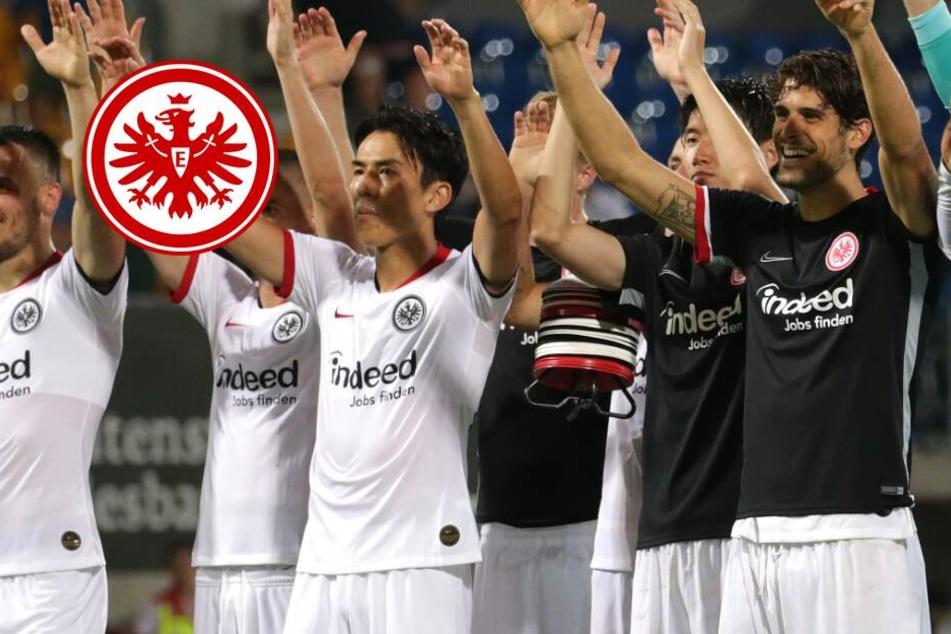 Vor Euro-League-Quali-Spaziergang gegen Vaduz: Eintracht mit heftiger Rotation und Blitz-Comeback