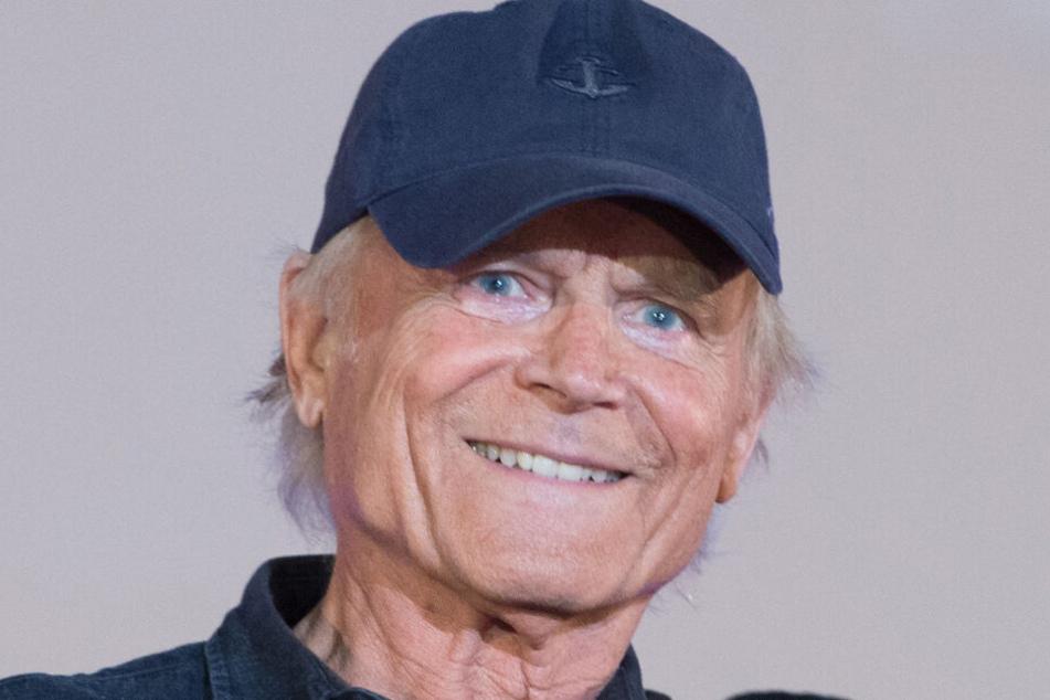 Terence Hill, mittlerweile 80 Jahre alt.