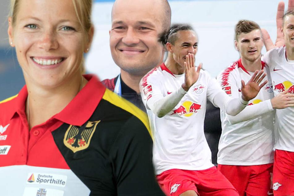 Das sind Leipzigs Sportler des Jahres 2018!
