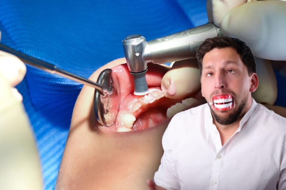 Angst vorm Zahnarzt? Nicht, wenn Du seine Witze gehört hast!