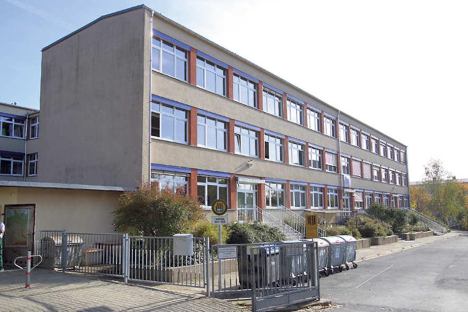 Auch der Neubau des Gymnasiums Klotzsche ist noch nicht finanziell gesichert.