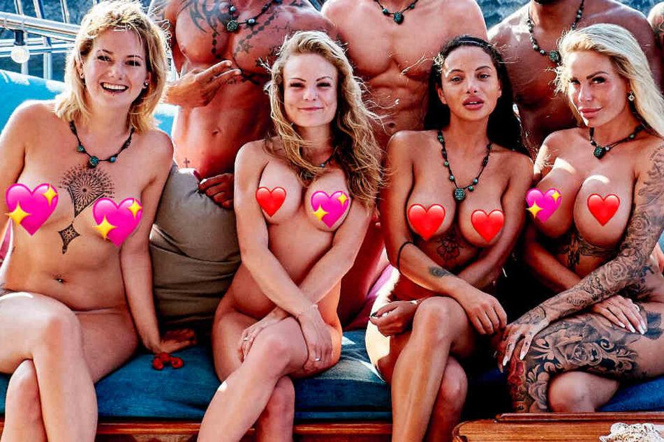 Adam sucht Eva: Nackt-Bilder zeigen alle Kandidaten