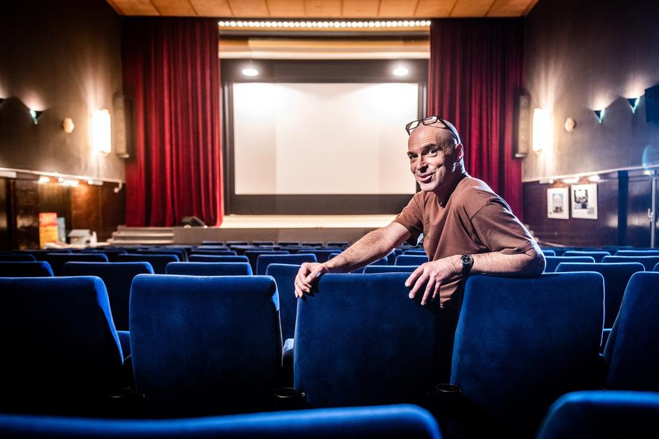 Das Welt-Theater ist eines der ältesten Kinos in Sachsen.