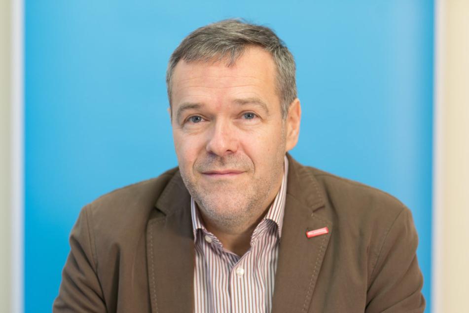 Vorstands-Chef Jörg Dittrich ist vom Halbfinal-Einzug überzeugt.