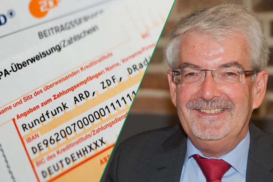 KEF-Vorsitzender Heinz Fischer-Heidelberger.