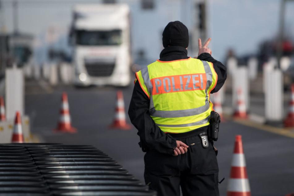 Am Montag soll die bayerische Grenzpolizei gegründet werden. (Symbolbild)