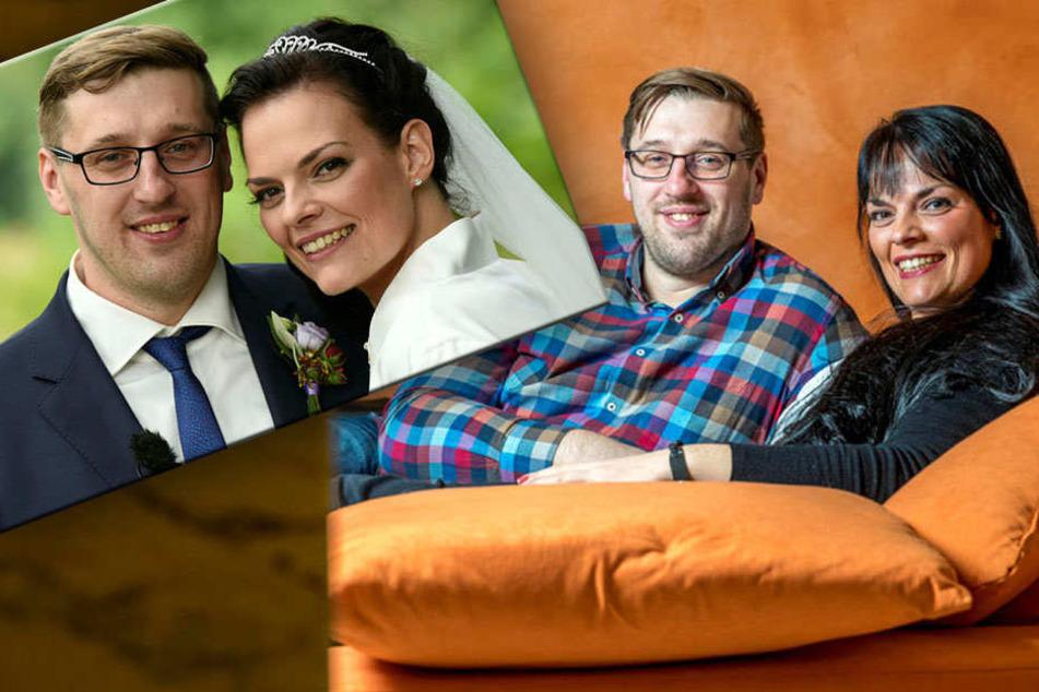 Nach Blind-Hochzeit! So läuft es bei Sachsens TV-Ehepaar