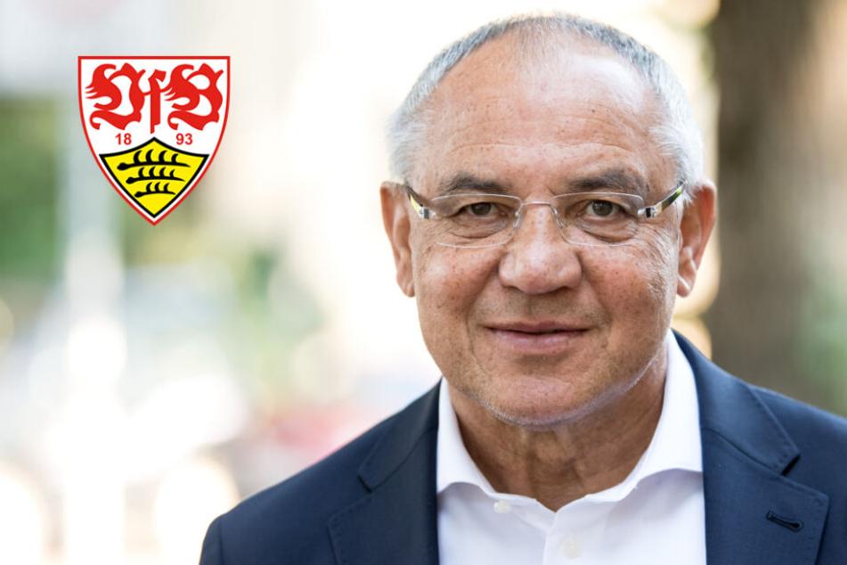 Steht Felix Magath schon in den Startlöchern? Notfallpläne beim VfB!