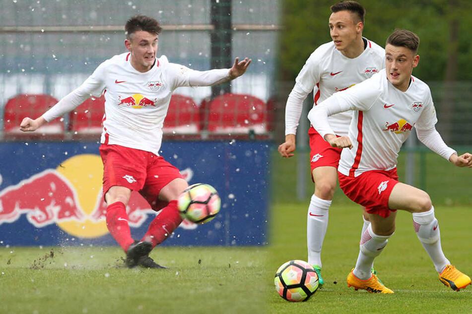 Acht Jahre kickte er für RB Leipzig, im Sommer ging es nach Österreich. Nun kehrt er in die Messestadt zurück, allerdings zum Stadtrivale BSG Chemie.