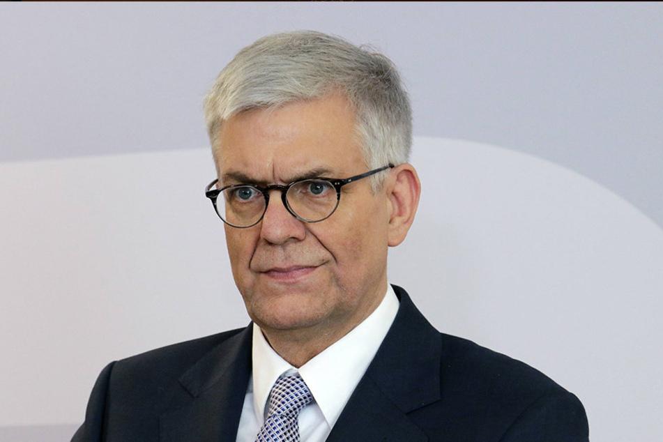 ZDF-Intendant Thomas Bellut (61).