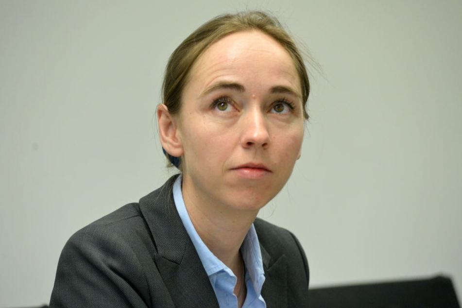 Sozialbürgermeisterin Kristin Kaufmann (40, Linke) plant eine kommunale Pflegeplanung.