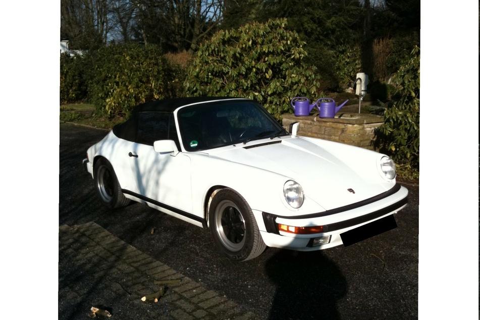 Wieder wertvoller Porsche aus Garage gestohlen!
