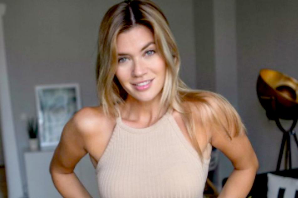 """Nadine Klein (35) suchte 2018 als """"Die Bachelorette"""" im TV die große Liebe."""