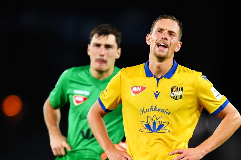 Ex-Dynamo Jannik Müller kassiert in Euro-League-Quali heftige 0:7-Klatsche!