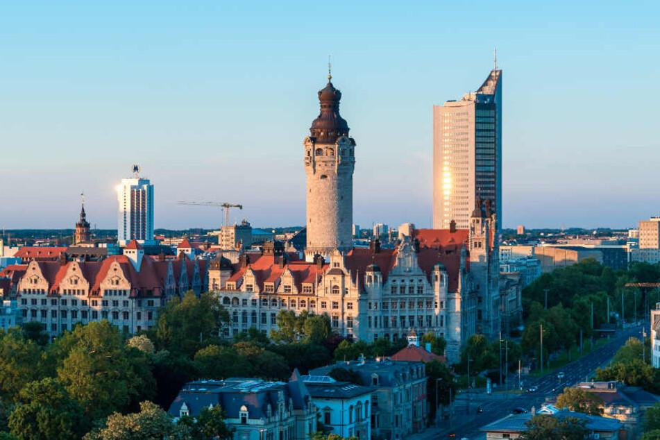 Leipzig freut sich über einen regen Beschäftigungszuwachs, weiteren Zuzug und glückliche Einwohner.