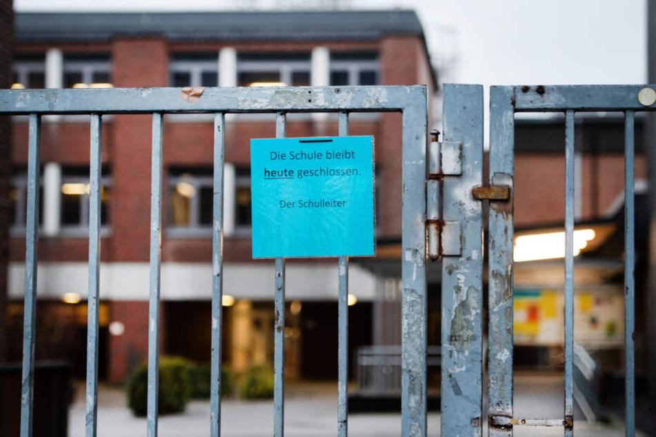 Wegen Coronavirus: Schulen und Kitas bleiben geschlossen