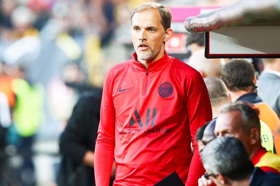 PSG-Coach Thomas Tuchel soll großes Interesse an einer Verpflichtung von Raphael Guerreiro gehabt haben.