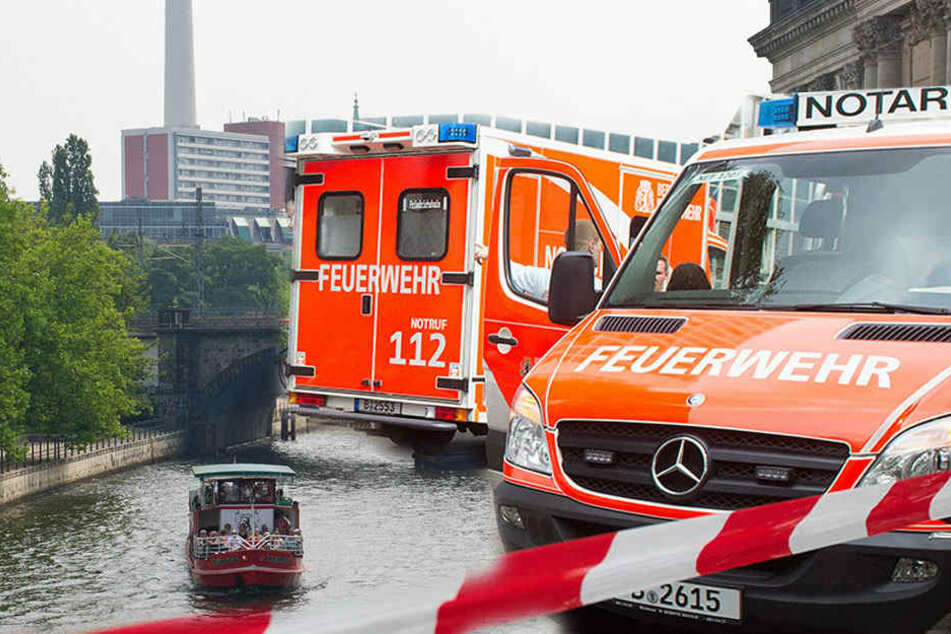 Drama in Berlin: Tourist stirbt nach Sprung in die Spree