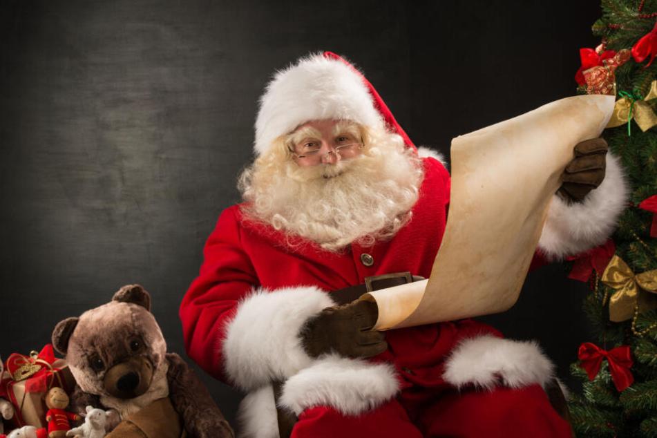 Der Weihnachtsmann hat den Wunschzettel erhalten. Kontakte in den hohen Norden haben die Dresdner ja zur Genüge.