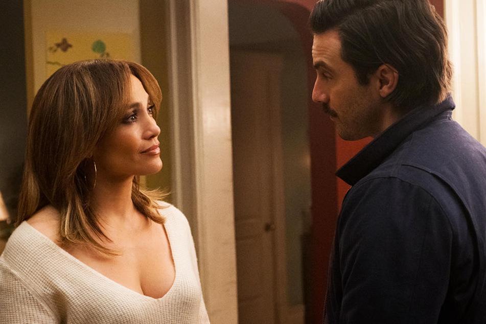 Maya (Jennifer Lopez) mit ihrem Freund Trey (Milo Ventimiglia).