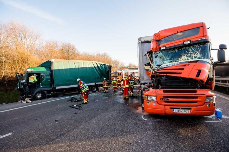 Im Jahr 2017 kamen rund 111 Menschen bei Lastwagenunfällen ums Leben.