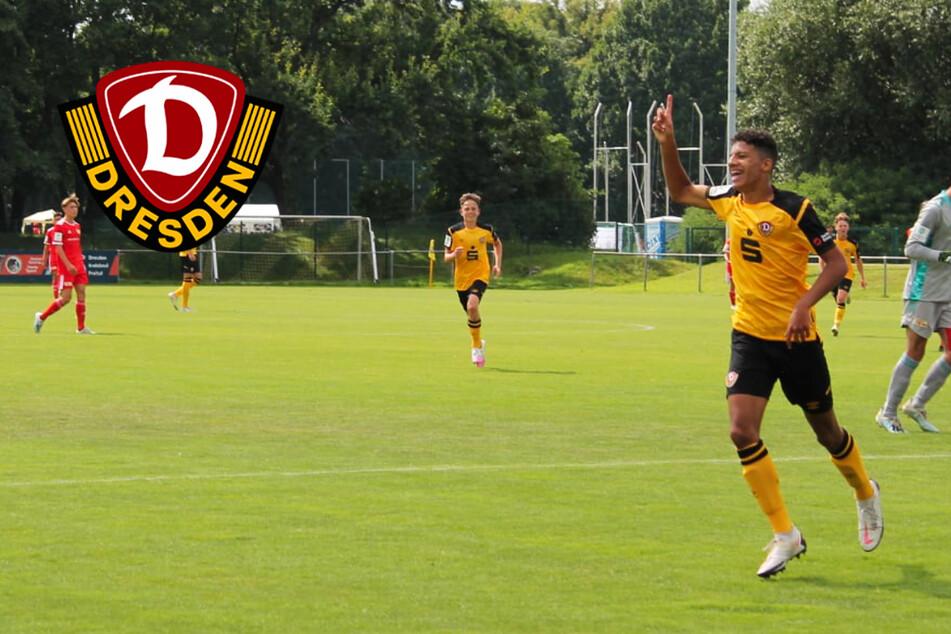 Dynamo-Sturmtalent Akaegbobi für die deutsche U16-Nationalmannschaft nominiert!