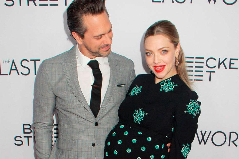 Die Schauspieler Amanda Seyfried und Thomas Sadoski sind Eltern geworden!