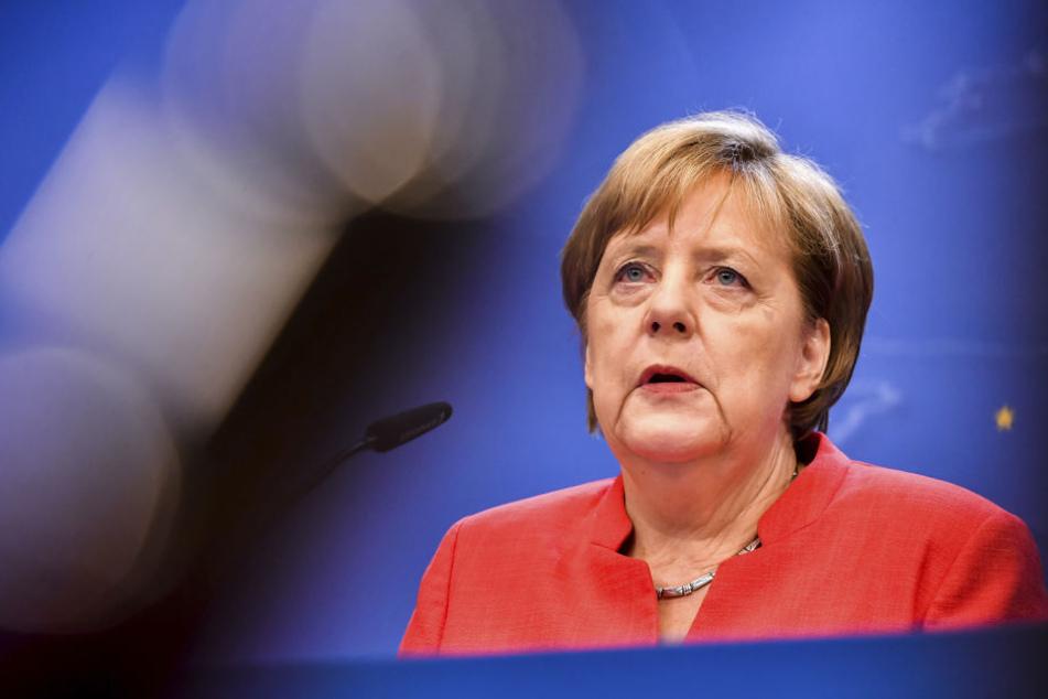 Umfrage Angela Merkel