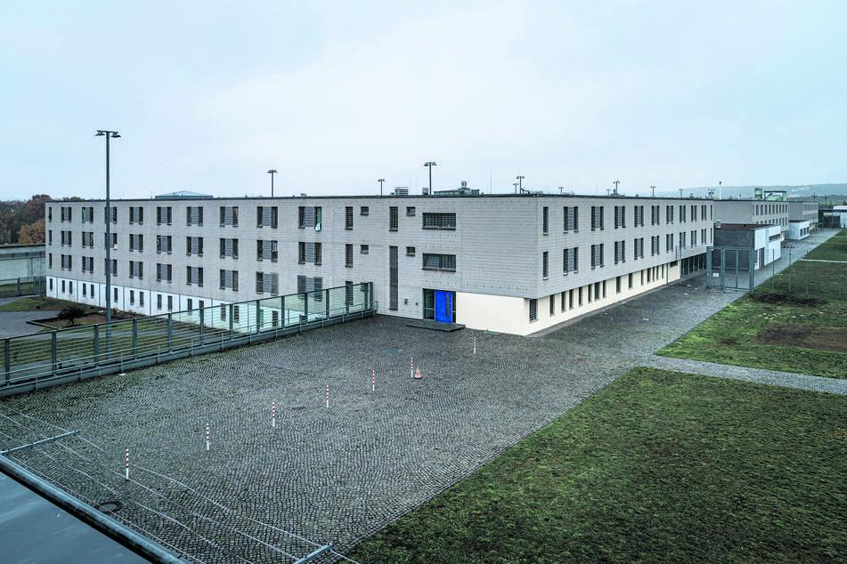 In der Haftanstalt am Hammerweg in Dresden gab es jüngst zwei Suizide.