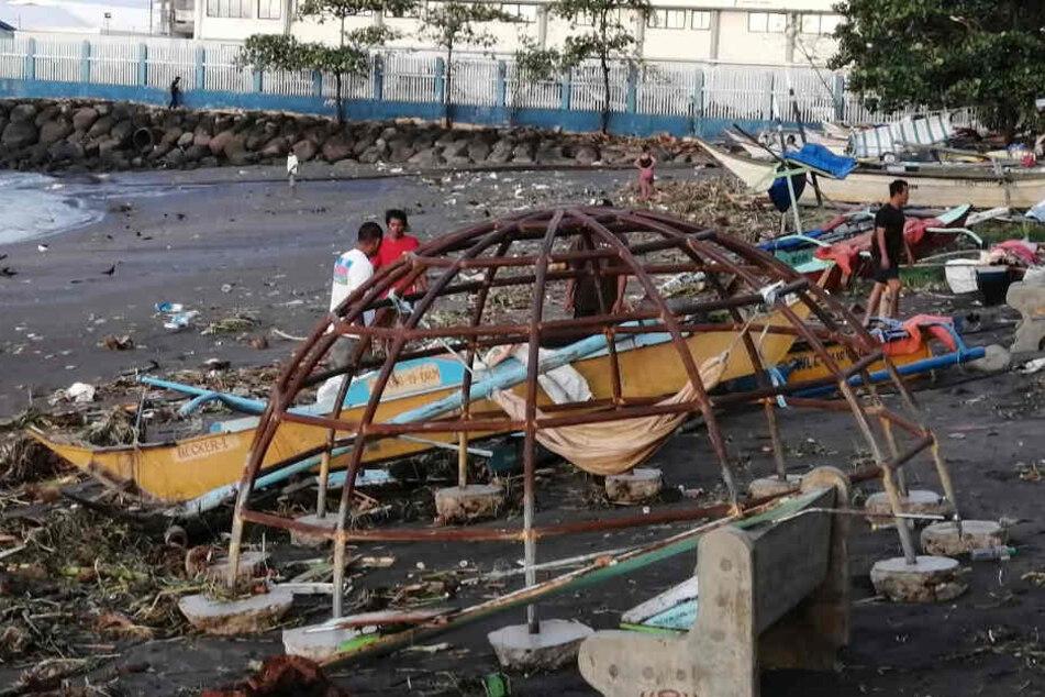 """Taifun """"Phanfone"""" wütet in Urlaubsparadies: Zahl der Todesopfer steigt weiter, noch immer Vermisste!"""