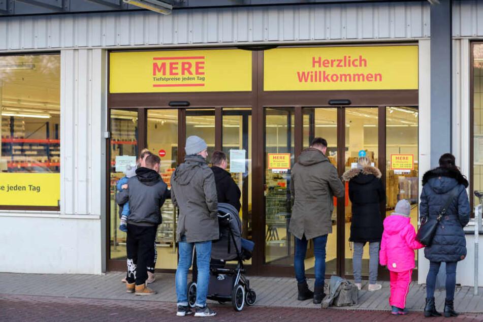 Russen-Discounter MERE expandiert weiter in Sachsen!