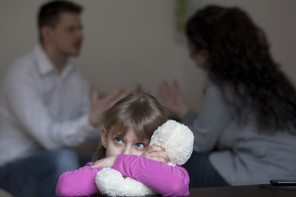 Ärger und Stress: Immer mehr Chemnitzer Familien brauchen Hilfe. Die kann bis zur Heimunterbringung der Kinder gehen. (Symbolbild)
