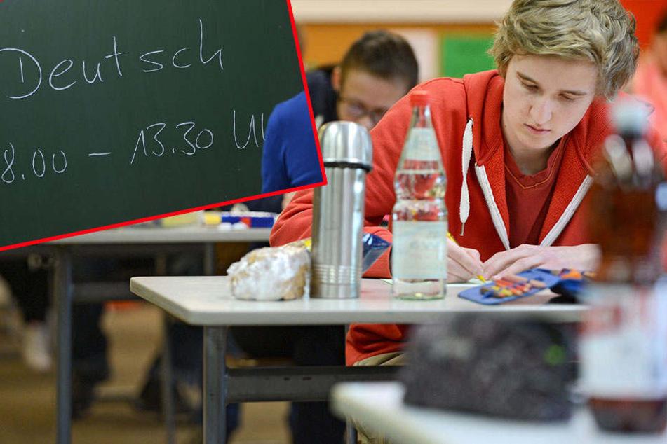 Falsche Zeit an der Tafel: Diesen Schülern droht der Supergau