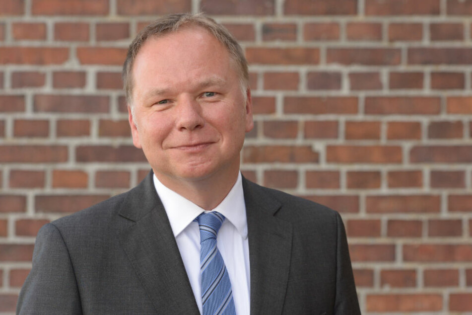 In Leipzig ein bekannter Mann: Konsum-Chef Dirk Thärichen (49) managte einst die Leipziger Olympia-Bewerbung und war auch mal Kommunikations-Chef des MDR.