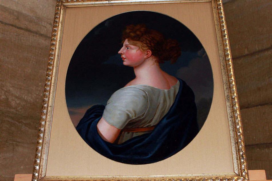 Ein Porträt der Kaisermutter Luise von Preußen soll den Preis schmücken.