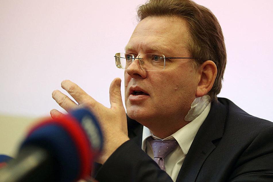 Dem Bürgermeister von Altena, Andreas Hollstein (CDU), geht es wieder besser.