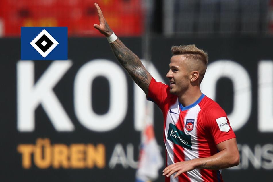 Wirft der Hamburger SV seine Angel nach Dorsch aus?