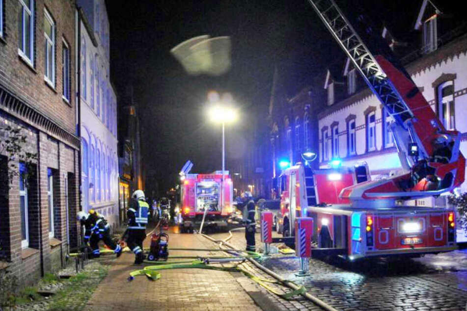 Seit 2017 vermisst: Feuerwehr findet mumifizierte Leiche bei Brand