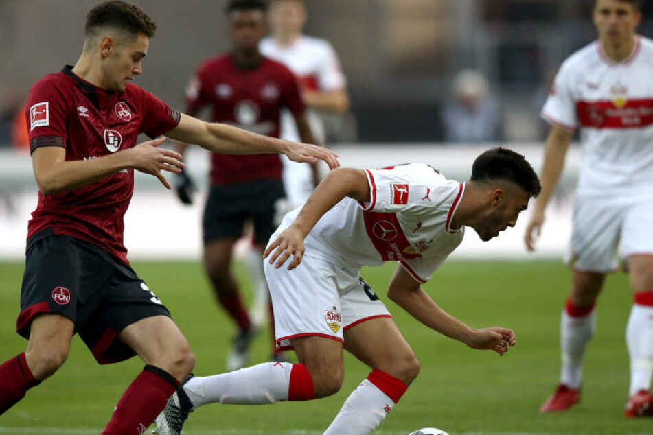 Der VfB kämpfte sich gegen die Nürnberger zum Sieg,