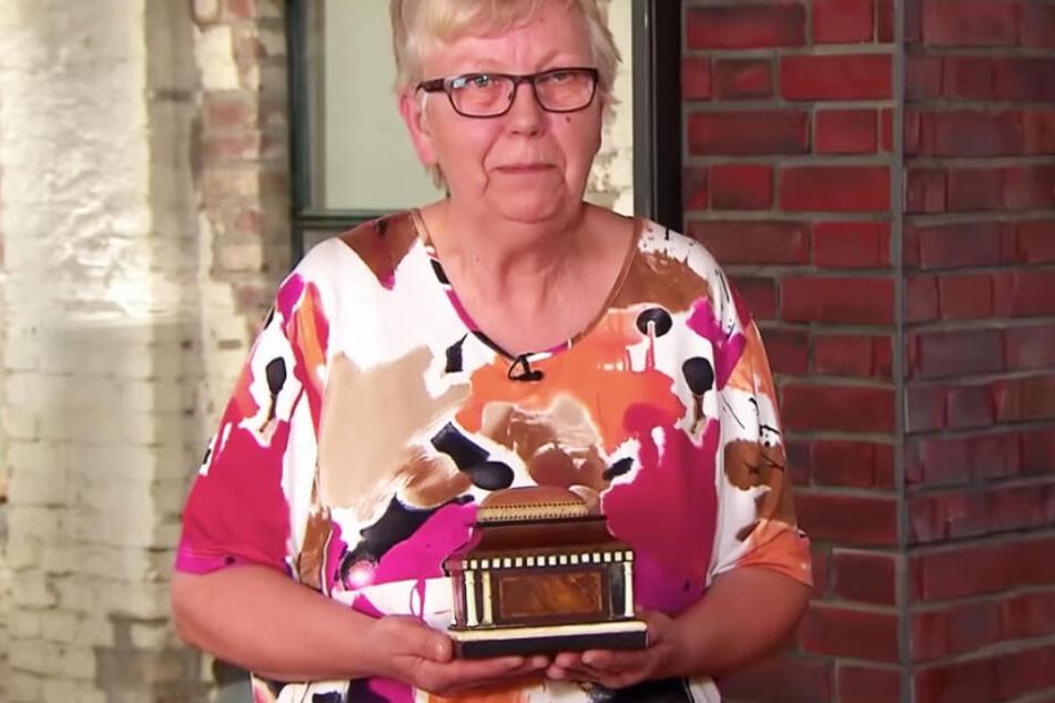 Bettina Höller (62) hat keine Ahnung gehabt, wieviel ihr Objekt wirklich wert war.