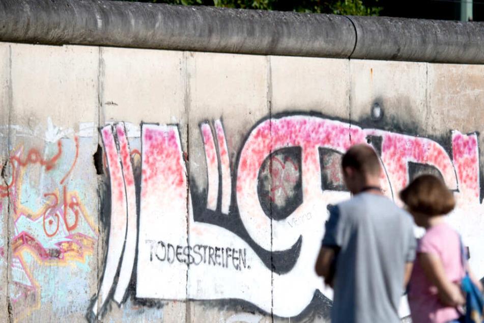 Berlin: Vor 58 Jahren! Berlin erinnert an Mauerbau