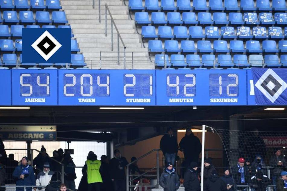 Legendäre Stadionuhr vom HSV bald in Dortmund?