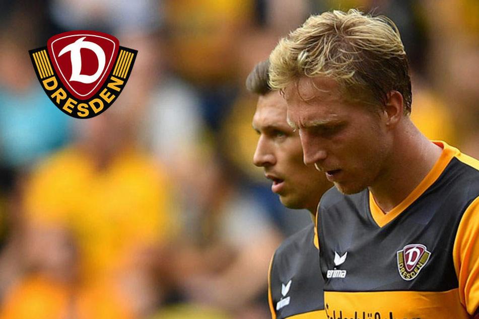 """Dynamo-Kapitän Hartmann redet Tacheles: """"Darf so nie wieder vorkommen"""""""