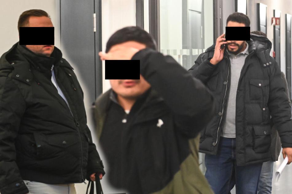 Dresden: Fiese Anrufermasche! Endlich wird hier den falschen Polizisten der Prozess gemacht