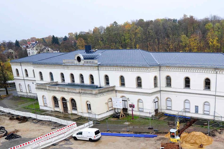 Die Auseinandersetzung passierte am Bahnhof Crimmtischau.