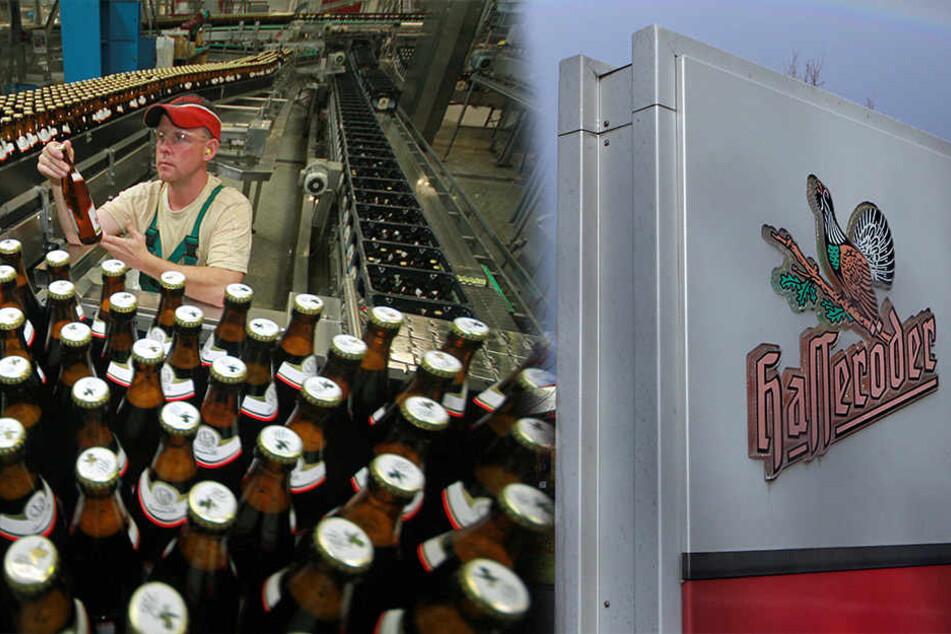 """Die traditionsreiche Biermarke """"Hasseröder"""" wechselt den Investor. Ab sofort gehört sie dem hessischen Finanzunternehmen CKFC ."""