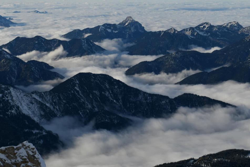 Die meisten Menschen starben in den österreichischen Bergen beim Wandern. (Archivbild))