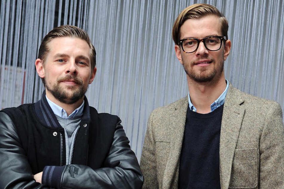 So kennen wir sie: Klaas Heufer-Umlauf (l.) und Joko Winterscheidt als unschlagbares Duo.