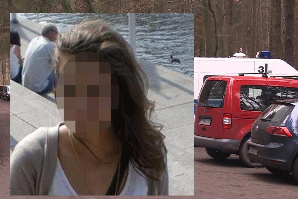 Die Polizistin Maxime L. ist vermutlich tot. Im Sachsenwald wo nach ihr gesucht wurde fanden Polizisten eine Frauenleiche